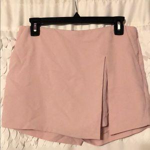 Pink EXPRESS Envelope Skirt